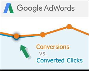 Converted Clicks vs Conversions