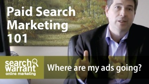 Paid Search Marketing 101 - Part 1