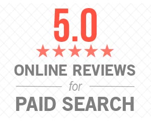 Online Reviews Paid Search