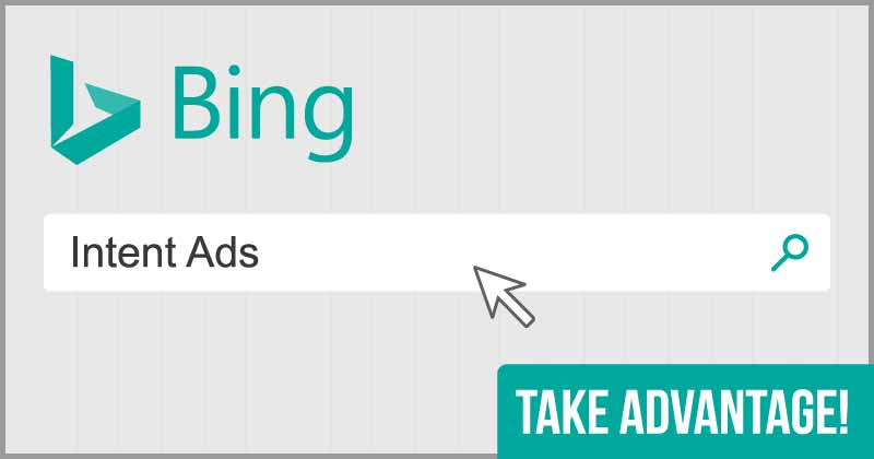 transform bing search ads into intent ads blog search warrant