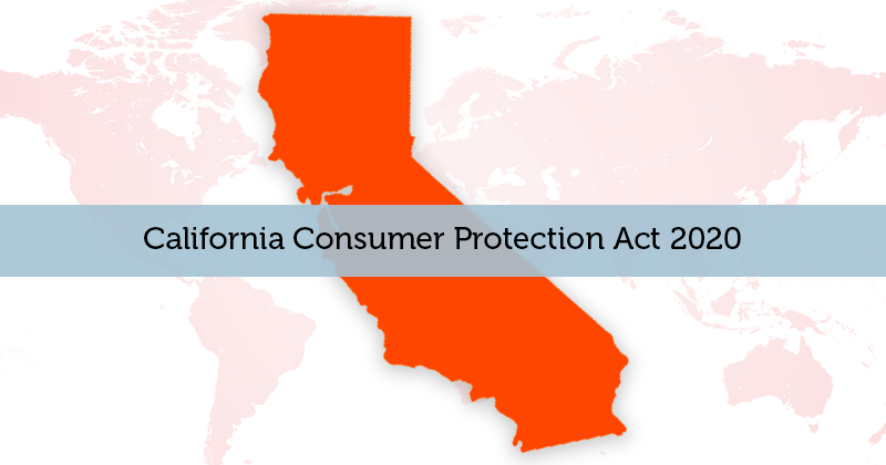 Get to Know the California Consumer Privacy Act (CCPA)